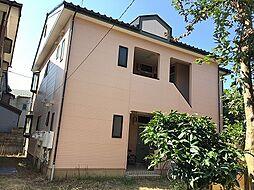 新潟県新潟市中央区長嶺町の賃貸アパートの外観