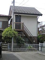 神奈川県海老名市東柏ケ谷5丁目の賃貸アパートの外観