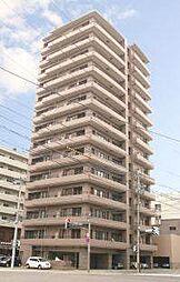 北海道札幌市中央区南一条西19丁目の賃貸マンションの外観