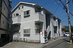 福岡県福岡市東区松香台2丁目の賃貸アパートの外観