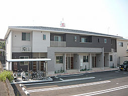 愛媛県松山市姫原2丁目の賃貸アパートの外観