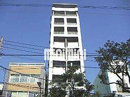 ライオンズマンション大博通り[6階]の外観