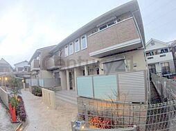 兵庫県伊丹市池尻3丁目の賃貸アパートの外観