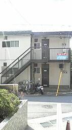 石塚コーポ[1階]の外観