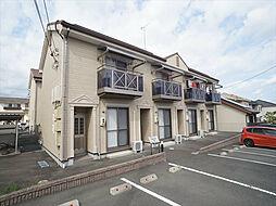 [テラスハウス] 静岡県浜松市浜北区染地台3丁目 の賃貸【/】の外観