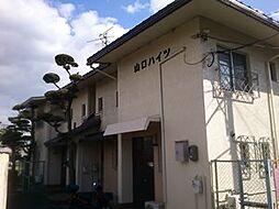 大阪府四條畷市蔀屋本町の賃貸アパートの外観
