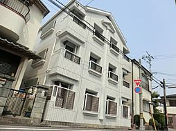 兵庫県伊丹市行基町3丁目の賃貸マンションの外観