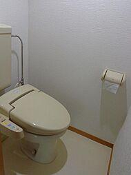 アポローズマンションのトイレ温水洗浄便座