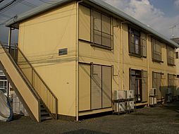 神奈川県厚木市林2丁目の賃貸アパートの外観