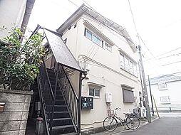 田村コーポ[203号室]の外観