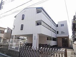 アーバンガーデン藤井寺[3階]の外観