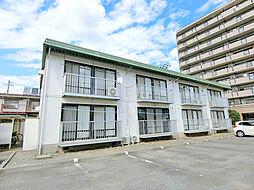 長野県長野市大字高田五分一の賃貸アパートの外観