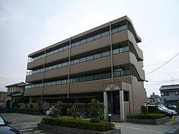 愛知県北名古屋市徳重東出の賃貸マンションの外観