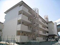 大阪府門真市島頭3丁目の賃貸マンションの外観
