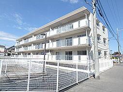 千葉県鎌ケ谷市東中沢2丁目の賃貸マンションの外観