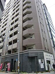 レジディア江戸堀[1205号室]の外観