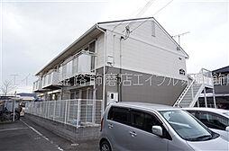 兵庫県姫路市飾磨区構5の賃貸アパートの外観