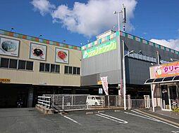 フードオアシスあつみ山田店 徒歩 約7分(約508m)