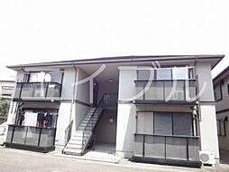 グリーンパレス福井A棟[2階]の外観