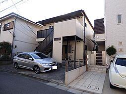 エクレール川崎[101号室号室]の外観