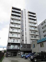 北海道札幌市東区北七条東7丁目の賃貸マンションの外観