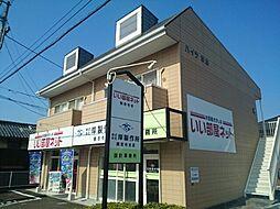 香川県観音寺市出作町の賃貸アパートの外観