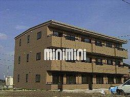 愛知県名古屋市中川区戸田西1丁目の賃貸マンションの外観