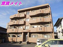 三重県四日市市滝川町の賃貸マンションの外観