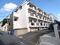 兵庫県神戸市中央区籠池通1丁目の賃貸マンションの外観