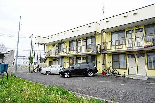 コーポサロマ 2階の賃貸【北海道 / 旭川市】
