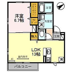 宇治駅 7.6万円