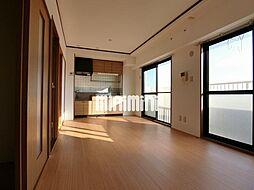 マンション桂[3階]の外観