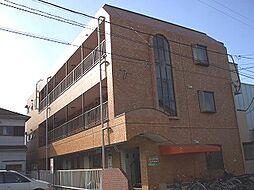 パストラルハイム三鈴[1階]の外観