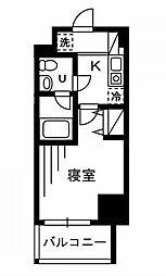 プライムアーバン川口[9階]の間取り