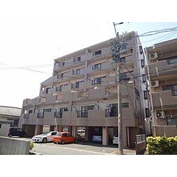 静岡県浜松市中区高丘西1丁目の賃貸マンションの外観