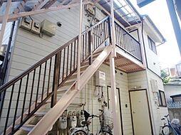 神奈川県川崎市川崎区貝塚2丁目の賃貸アパートの外観