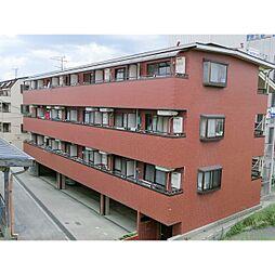 津之江パークハイツ2号館の外観写真
