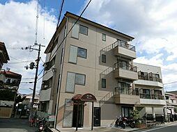 TOYOマンション[4階]の外観