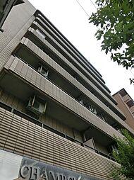 シャンクレール塚本[6階]の外観
