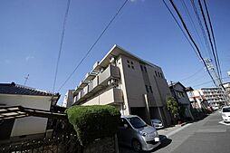 ユマン園田[2階]の外観