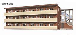 サンティエ ホワイトマム[305号室]の外観