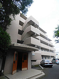 ウッドサイド浦和[3階]の外観