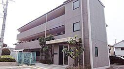 ラフィネ津田[102号室]の外観