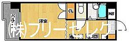 ダイナコート・グランデュール博多[9階]の間取り