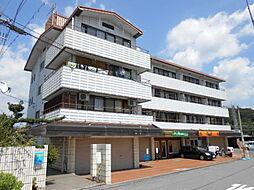 大阪府河内長野市喜多町の賃貸マンションの外観