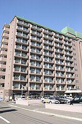 北海道札幌市中央区南八条西6丁目の賃貸マンションの外観