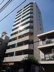 レジディア渋谷[802号室]の外観