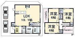 東福寺駅 2,680万円