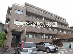 東京都町田市能ヶ谷5丁目の賃貸マンションの外観