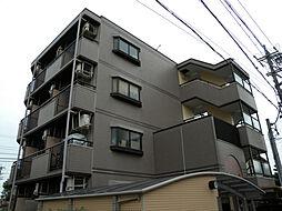大島マンション廿軒家[3A号室]の外観